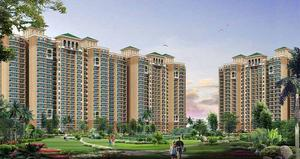 Omaxe Grand - Luxury Apartments in Gomti Nagar Extension
