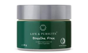 Organic Cold and Cough Balm by Life and Pursuits