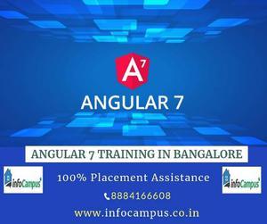 Angular 7 Training in marathahalli