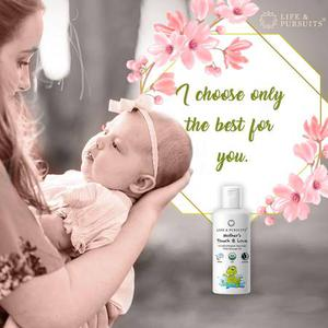 Buy Organic Baby Products exclusively at Life and Pursuits