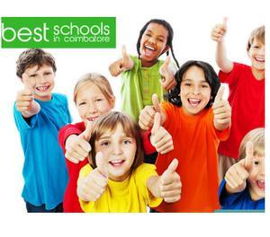 Top and Best Schools In Coimbatore Coimbatore