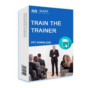 Train The Trainer Training Course