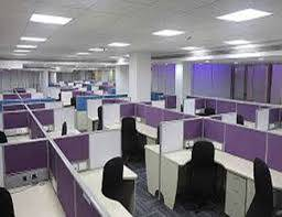 sq.ft Furnished office space at white field