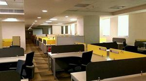 sq.ft, furnished office space at white field