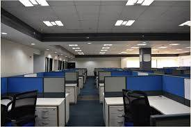 sq.ft posh office space for rent at Cunningham Rd