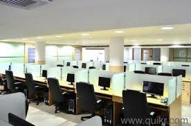 sq.ft prime office space for rent at M.G Road