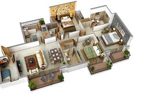 ATS Rhapsody Apartments in noida extension sector 1