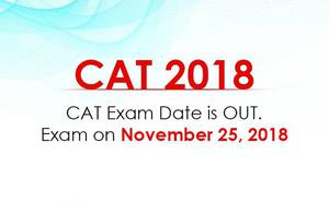 CAT : Exam Date Out