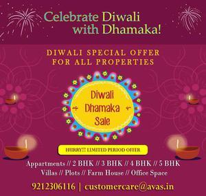 Diwali Offer on Commercial Land In Dwarka Expressway