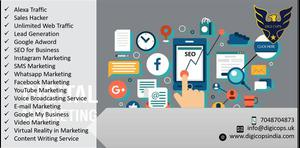 Get top rank in Google with digital marketing company in