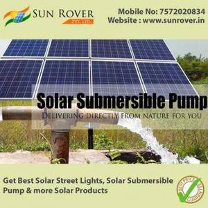 Solar led light manufacturers in Allahabad