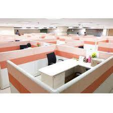 Sq.ft Furnished office space at residency road