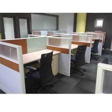 sq.ft Furnished office space at brunton road