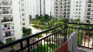 PRESTIGE SHANTINIKETAN: 1830 sft Semi Furnished Flat for SAL