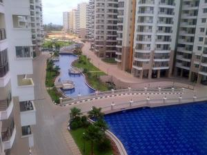 Purva Venezia: 2 BHK Semi Furnished flat for RENT