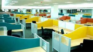 sq.ft Exclusive office space For rent at Cunningham Rd