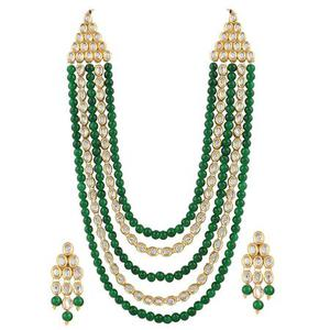 Diva Gold Plated Jewellery Set for Women in 600
