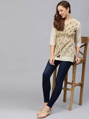 Online Shopping For Best Party Wear Designer Tops & Tunics