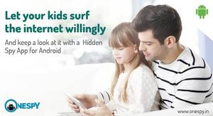 keep a look at your kids internet usage with hidden spy app