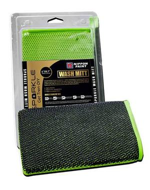 The best Microfiber Wash Mitt by Nippon Paint