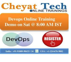 Cheyat Technologies providing Devops Online Training
