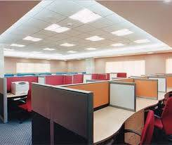 sq.ft, furnished office space at lavelle road