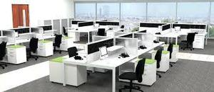 sq.ft, furnished office space at residency road