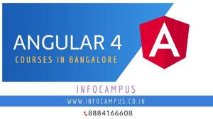 Angular 4 Courses in Marathahalli