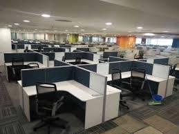 Sqft Furnished office space at koramangala