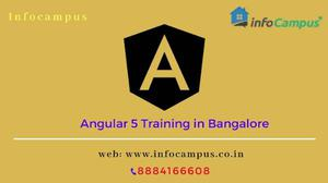 Angular 5 Training in Marathahalli
