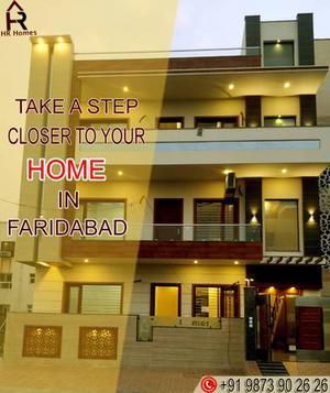 HR HOMES FARIDABAD