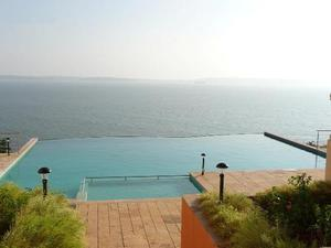 2Bhk 120sqmt Seaview flat furnished for Rent in Donapaula No