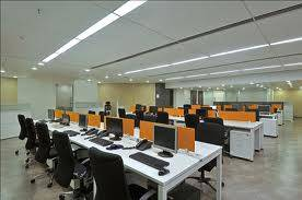 sq.ft, posh office space for rent at Museum Road