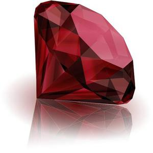 Buy online Ruby Ring Designs in Delhi -