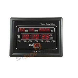 Spy WiFi Wireless Digital Clock Camera with 15 Days