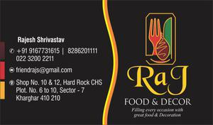 ALL TYPE OF CATERING SERVICES IN NAVI MUMBAI