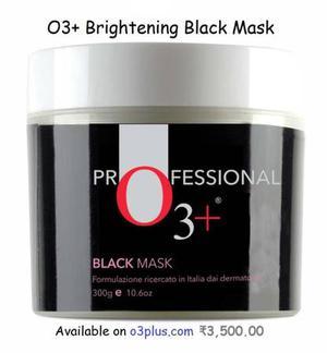 O3+ Brightening Black Mask