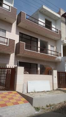 4 bHK Double story House For Sale Near CHD 8054410005