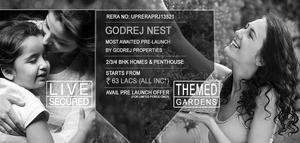 Best opportunity at Noida Expressway Godrej Nest Sector 150