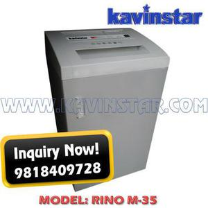 HEAVY DUTY PAPER SHREDDER MACHINE IN SOUTH EXTENSION DELHI