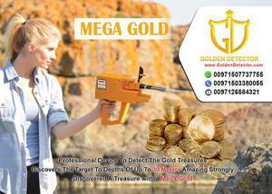 golden detector company mega gold