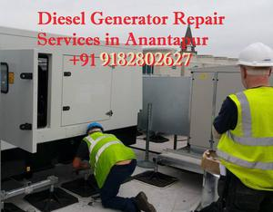 Generator Repair Services in Anantapur