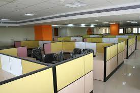 Sq.Ft Furnished office space at richmond road
