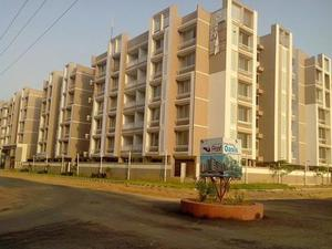 2 BHK, 122 Sq-yrd Multistorey Apartment For Sale in GIFT Cit