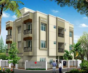 2bhk flats for sale at Pattravakkam, Amb, Ready to Occupy