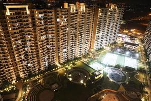 Buy Affordable 2 BHK Flat at Ace City Rs 3295 per sq ft