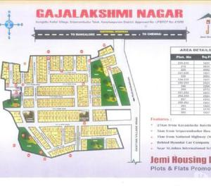 Residential plots in SRIPERUMBUDUR
