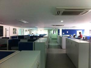 sq.ft, posh office space located at st johns road