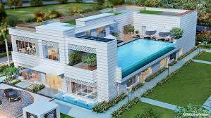 Experion Capital - Luxury 3BHK Apartments in Vibhuti Khand.