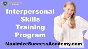 Interpersonal skills training Online